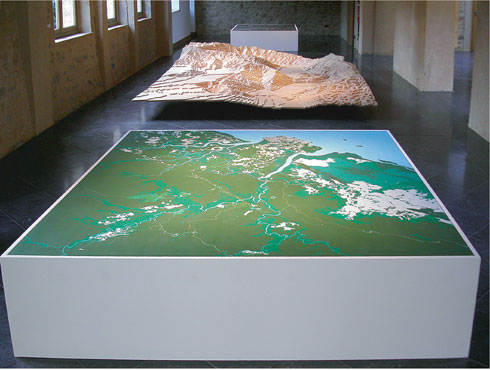 David Renaud - Cayenne, 2001