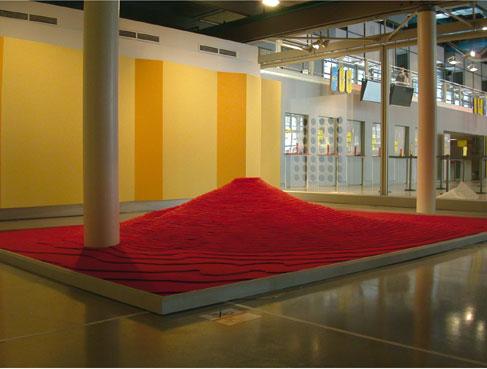 David Renaud - Fuji-San II, 2003