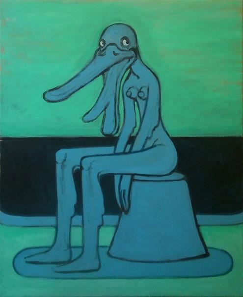 Guillaume Pinard - Canard triste