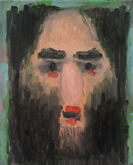 Guillaume Pinard - Les métamorphoses de yan'dargent, 2014