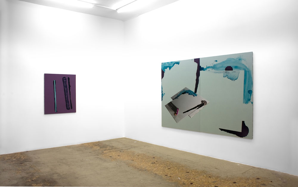 Dominique Figarella vue exposition 2014