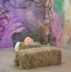 Tiziana la Melia Broom Emotion exhibition view