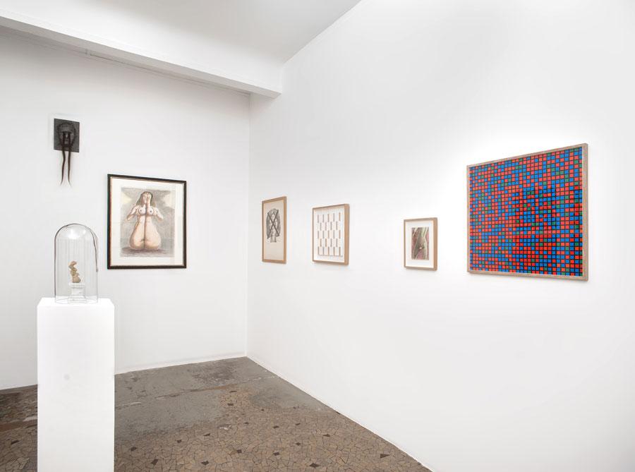 Morellet, Topor, Spoerri - exposition
