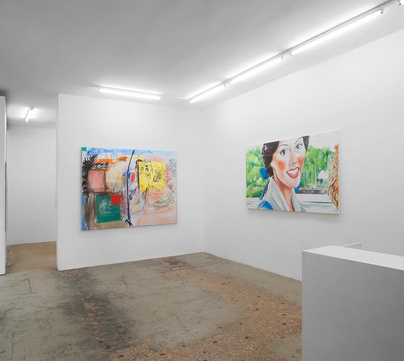 """Pierre Moignard - """"Nouveaux Tableaux"""", 2018"""