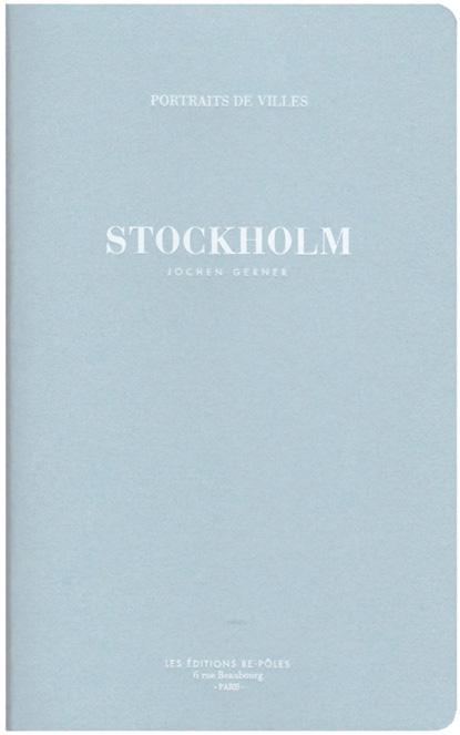Jochen Gerner - Stockholm