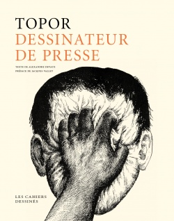 Topor, dessinateur de presse