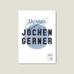 Jochen Gerner . one-shot dessin (QSS.267)