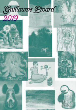 Calendar Pinard 2019